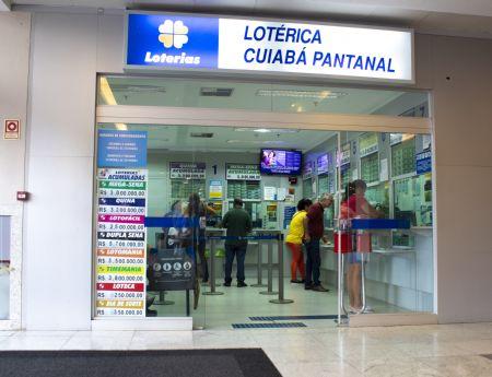 Lotérica - Shopping Pantanal